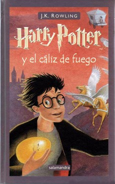 HARRY POTTER Y EL CALIZ DE FUEGO (4) TAPA DURA