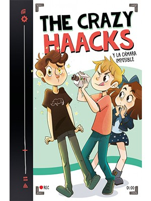 THE CRAZY HAACKS Y LA CÁMARA IMPOSIBLE