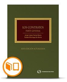 LOS CONTRATOS. PARTE GENERAL 6 EDICION ACTUALIZADA