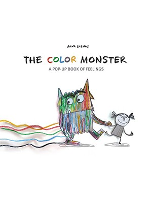 THE COLOR MONSTER (POP UP)